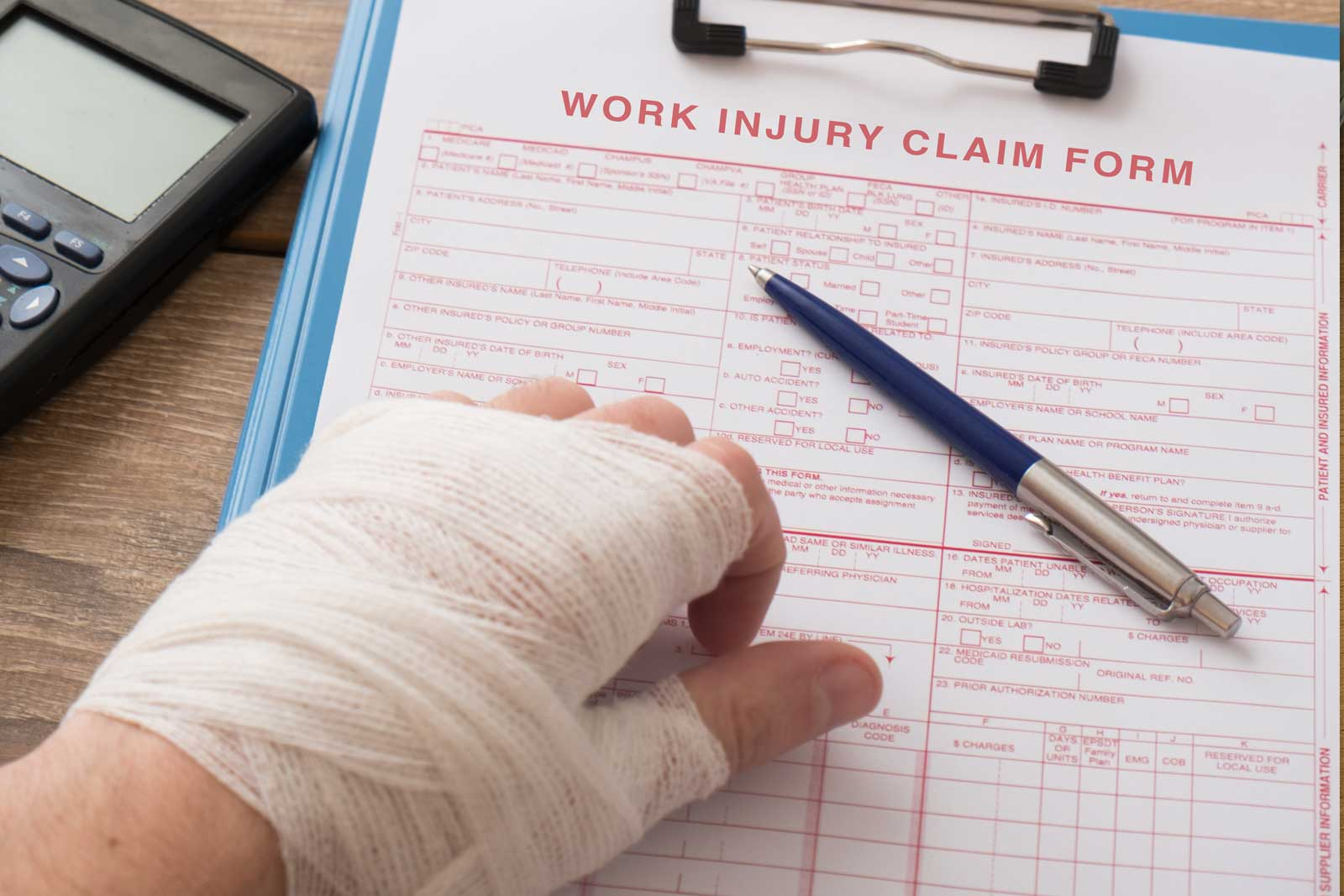 On-Time Workplace Injury Reporting