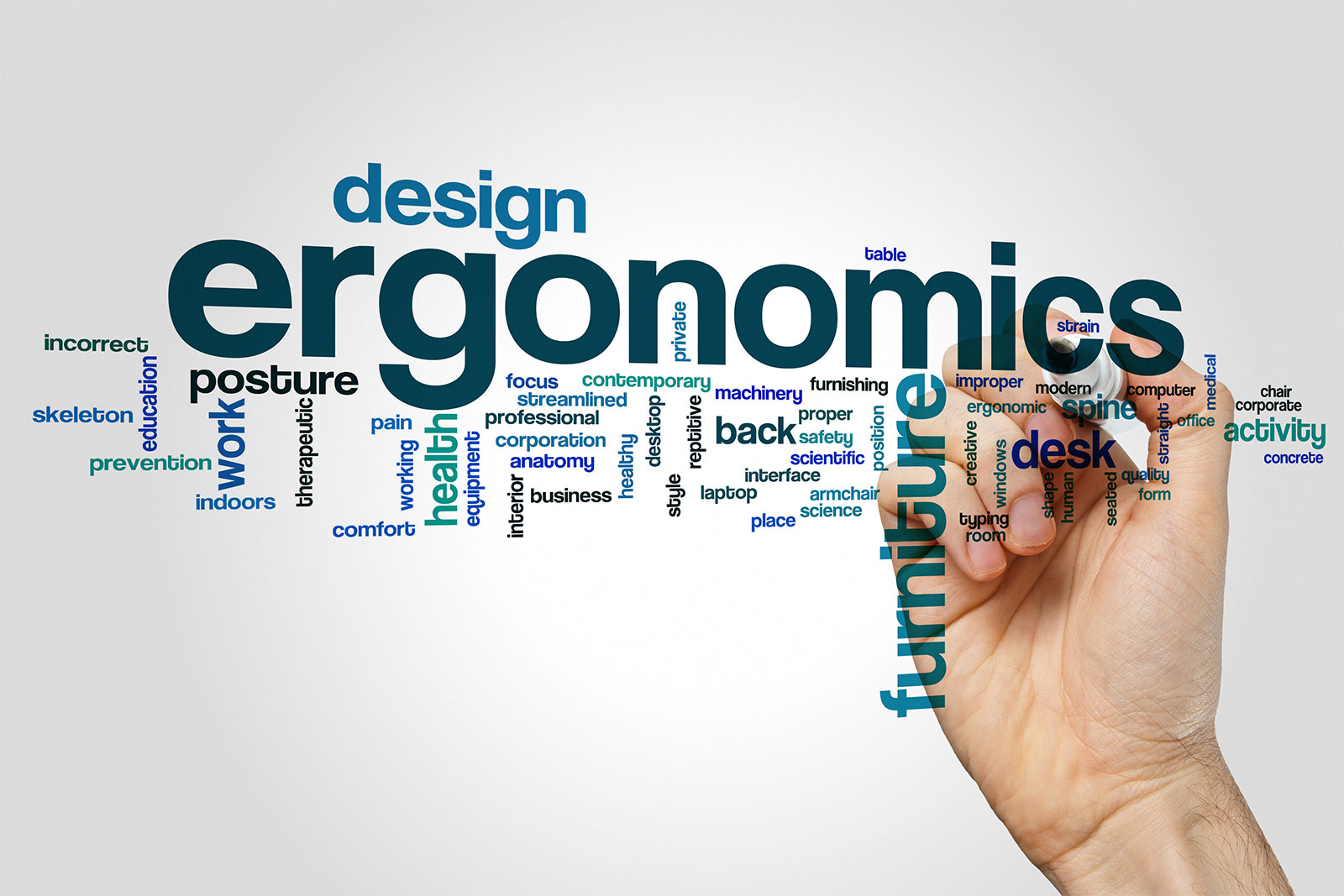 Ergonomic Risks & Injuries in the Workplace