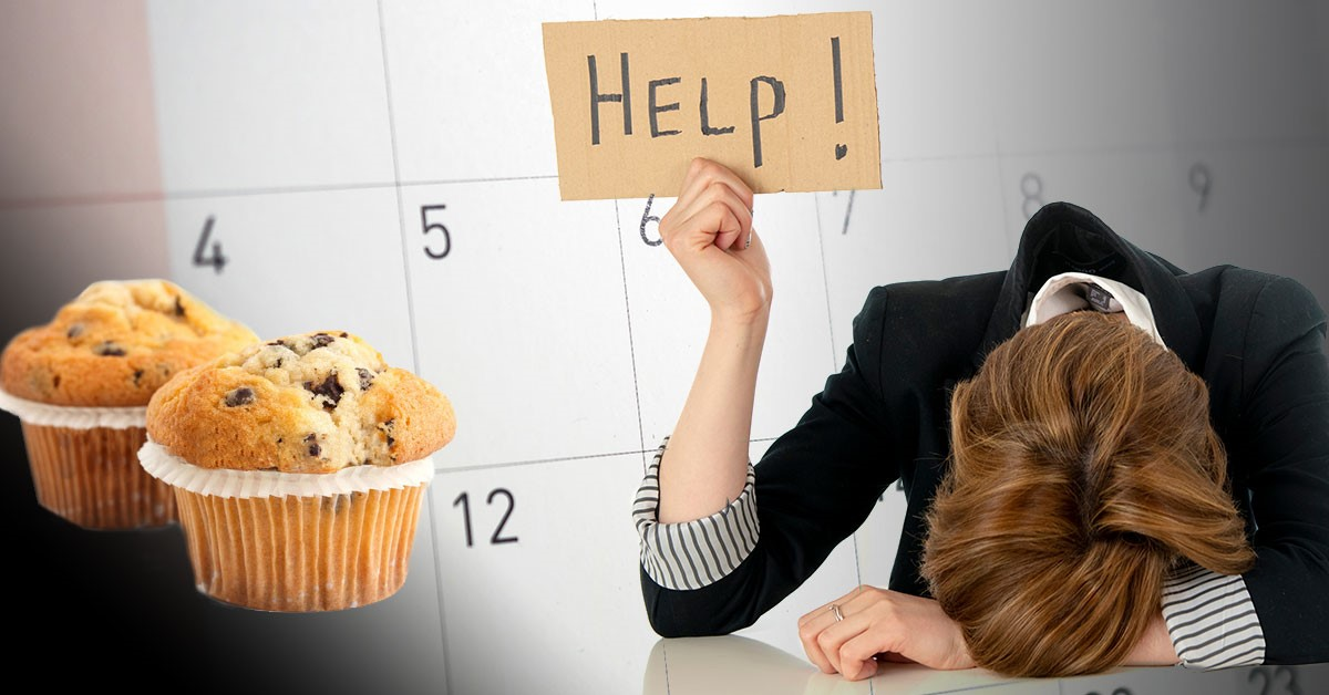 Hannah's Story: Calendars, Muffins and HR